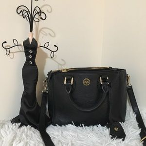 Authentic Tory Burch two way bag